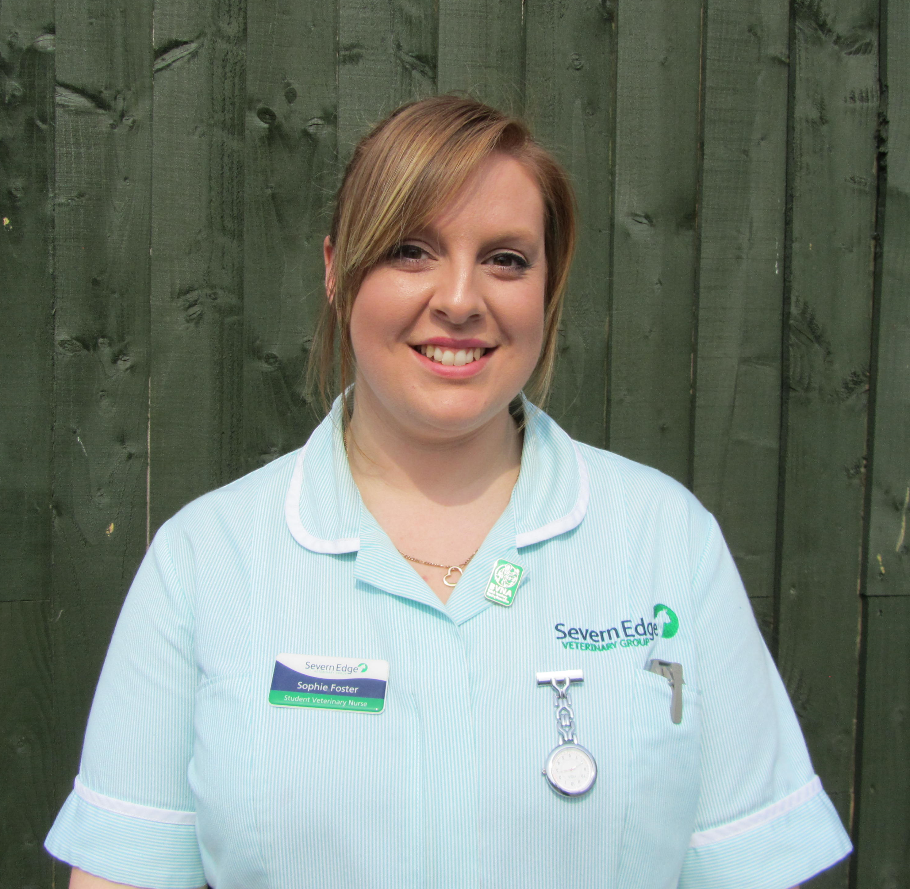 student veterinary nurse
